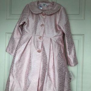 NWT BLUEBERRI 2 piece toddler dress/ jacket
